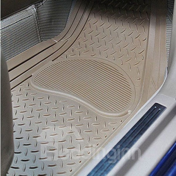 New Fashional Anti-Dust Solid Simple Popular Universal Car Carpet