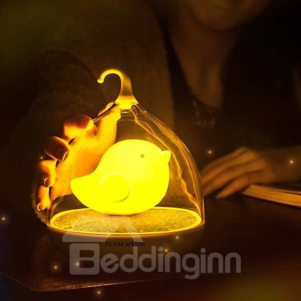 Hot Selling Birdcage Design Touch Control LED Lamp