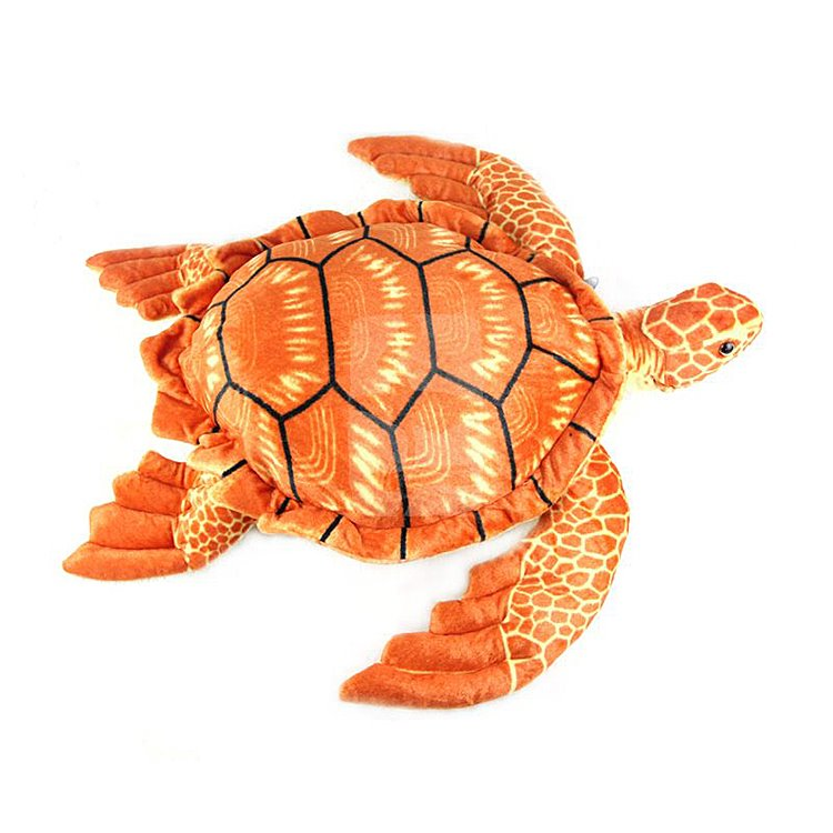 Hot Selling Creative Sea Tortle PP Cotton Throw Pillow