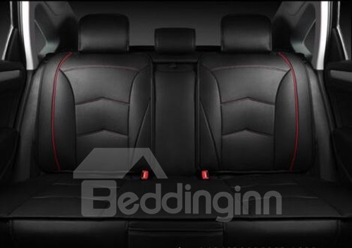 Fashional Design And Attractive Leatherette Material Universal Five Car Seat Cover