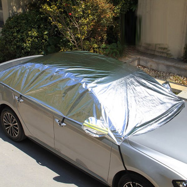 Super High Quality Universal Sedan Foil Half Cover Car Sun Shades