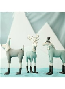 Cute Simple Northern Europe Style Animal Desktop Decorations