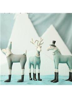 Cute Simple Northern Europe Style Animal Desktop Decorations
