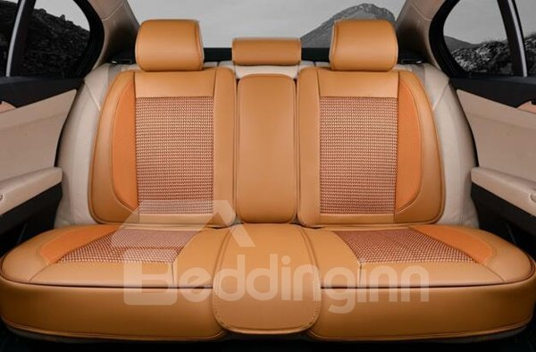 Super High Cost-Effective And PU Leather Material Universal Car Seat Cover