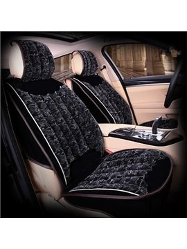 Luxurious Business Camouflage Style Good Ventilation Universal Car Seat Cover