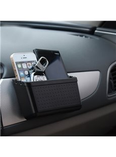 Textured And Practical Decoration Car Interior Small Side Organizer
