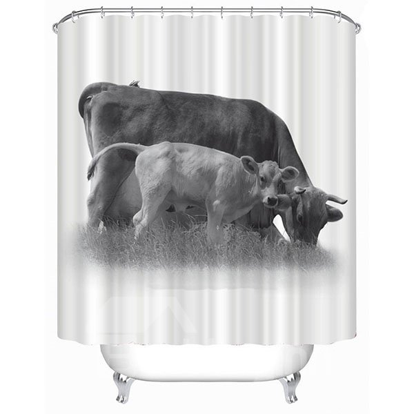 55 Calf And Cow Print