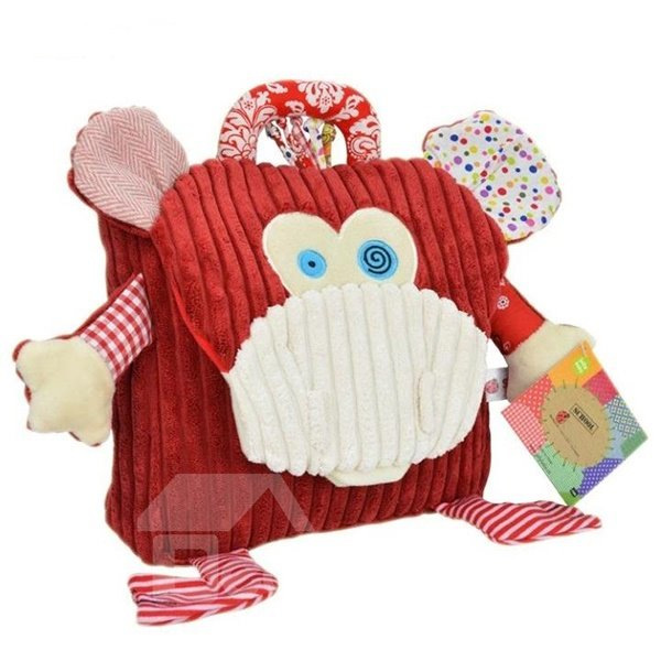 Unique and Comfortable Gorilla Shaped Little Kids Backpack
