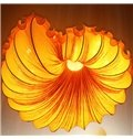 Creative Conch Shape LED Dimming Ceiling Light