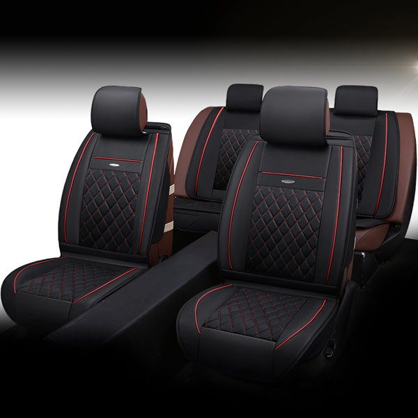 Very Soft Easy Install And Particular Good Permeability Five Car Seat Cover