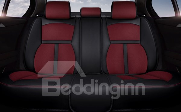 Popular Design And A Variety Of Colors Matched Cost-Effective Universal Car Seat Cover