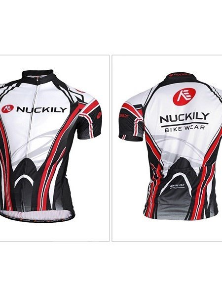Male Stripe Breathable Road Bike Jersey Full Zipper Quick-Dry Cycling Jersey