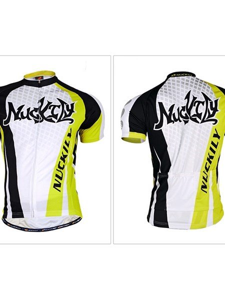 Male Breathable and Quick-Dry Road Bike Full Zipper Jersey Resistant Cycling Jersey