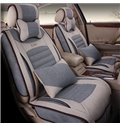 Simple Mash Up Colors And Easy Breathable Material Universal Car Seat Cover