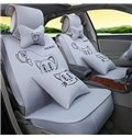 Popular Cute Pet Pattern Simple Cost-Effective Universal Car Seat Cover