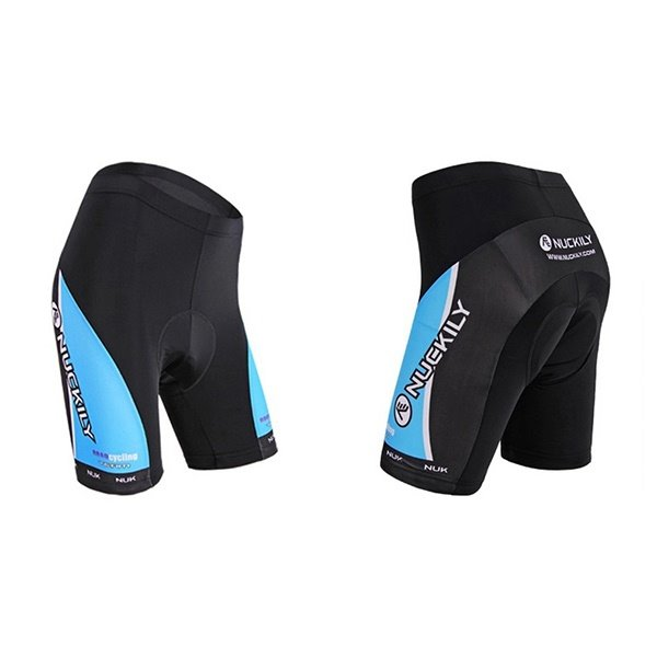 Female Black Breathable 3D Padded Bike Shorts Quick-Dry Sponged Cycling Short