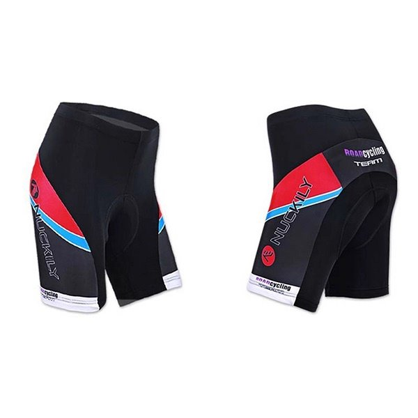 Female Quick-Dry Bike Shorts with 3D Pad Breathable Sponged Cycling Shorts