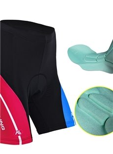Female Breathable and Quick-Dry Bike Shorts with 3D Pad Cycling Shorts