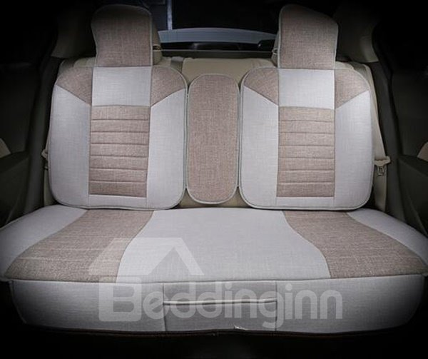 Breathable Material Very Comfortable Substantial Univeral Five Car Seat Cover