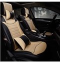 Sports Version Streamlined Contrast Color Design Universal Car Seat Cover
