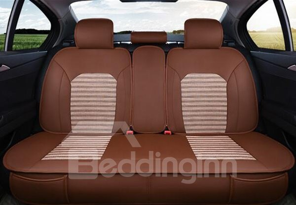 Mash Up Color Cool Material High Cost-Effective Universal Car Seat Cover