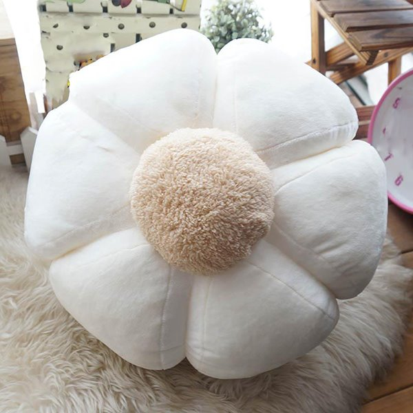Unique Design Funny Garlic Shape Throw Pillow