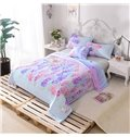 Fabulous Lavender Print Cotton Air Conditioning Quilt