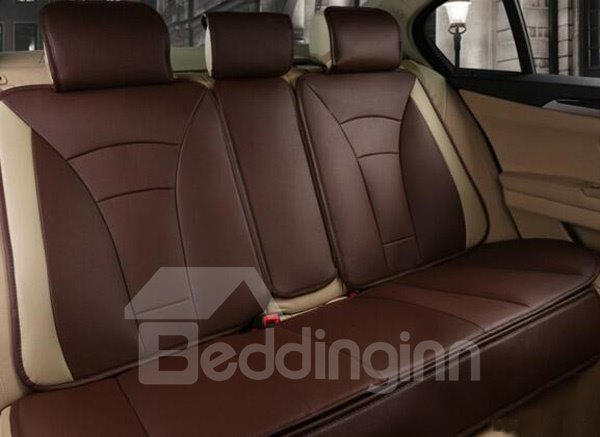 Super High Cost-Effective And Strong Design PU Leather Car Seat Cover