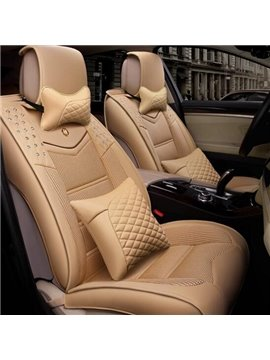 Classic Charming Design And Easy Breathable Popular Universal Car Seat Cover