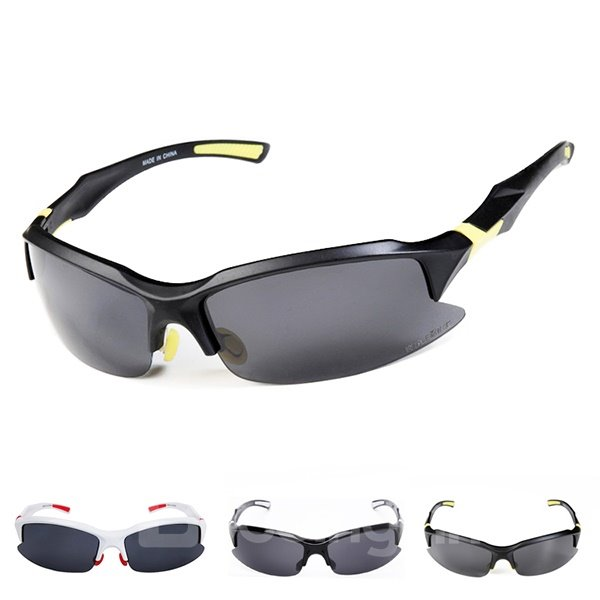 Outdoor Riding Driving Running Golf UV Protection Unbreakable Cycling Glasses
