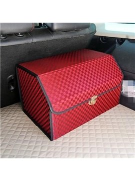 Environmental Protection Material And Multi-Use Trunk Organizer