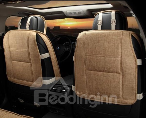 Cozy	 Luxury And Cool Soft Material Universal Car Seat Cover