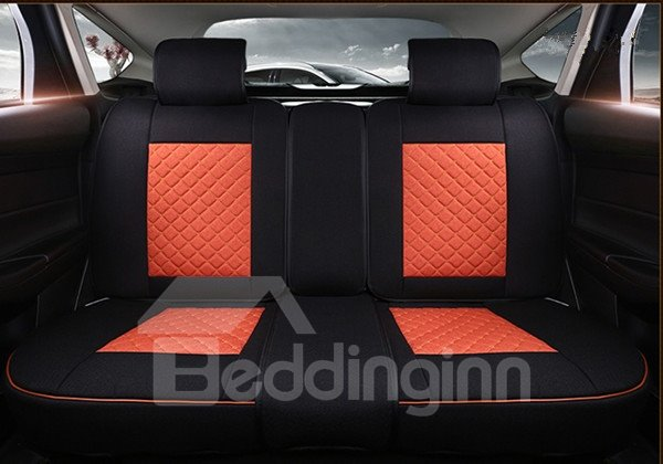 Full Three-Dimensional Sport Style Most Comfortable Universal Car Seat Cover