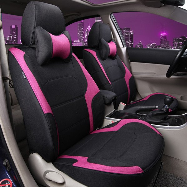 Classic Sport Design Dedicated Car Seat Cover Pic