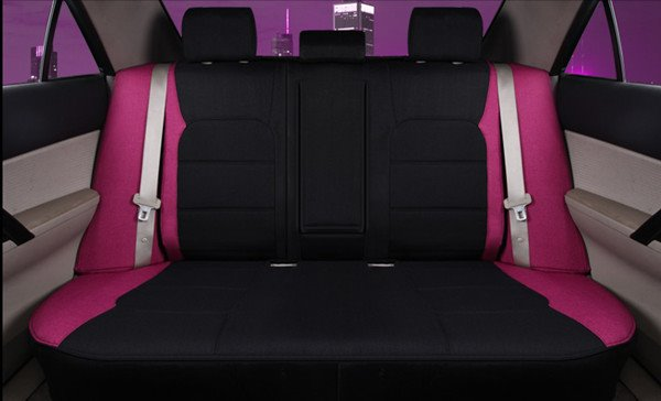 Classic Sport Design And Comfortable Material Dedicated Car Seat Cover