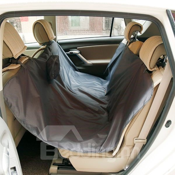 Portable Waterproof Feature Practical And Creative Dog Car Seat Cover