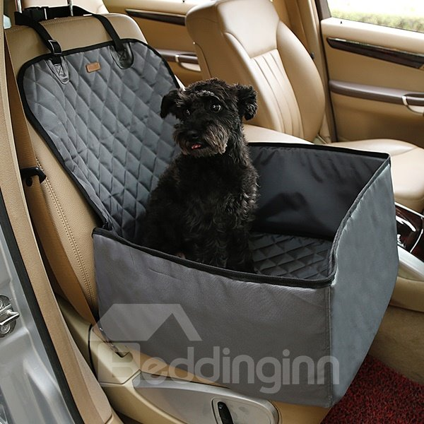 Creative Single Dual Practical Waterproof Car Pet Mat