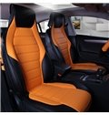 Super Luxurious Contrast Color Design Sport Cost-Effective Universal Car Seat Cover
