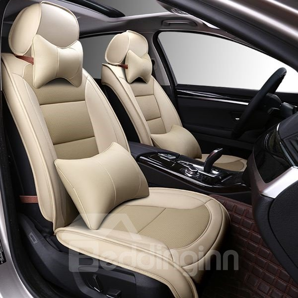 Solid Fashional Design Half A Pack Cost-Effective Universal Car Seat Cover
