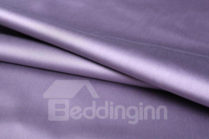 Noble Jacobean Pattern Reactive Printing 4-Piece Cotton Duvet Cover Sets