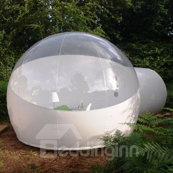... Single Tunnel Inflatable Bubble Lawn Tent Backyard Holiday Family Activities Outdoor Half-Transparent Tent ... & Single Tunnel Inflatable Bubble Lawn Tent Backyard Holiday Family ...
