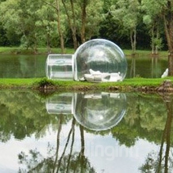 ... Single Tunnel Inflatable Bubble Lawn Tent Backyard Holiday Family Activities Outdoor Transparent Tent ... & Single Tunnel Inflatable Bubble Lawn Tent Backyard Holiday Family ...