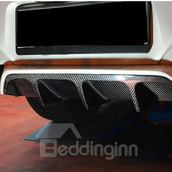 Cool Special Models Design Carbon Fiber Rear Diffuser