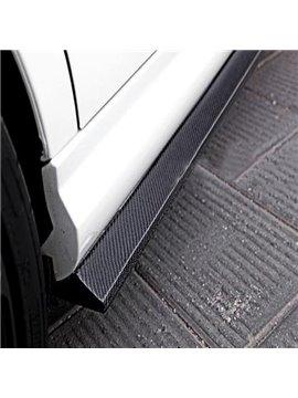 Special Car Models Long Carbon Fiber Extension Side Skirts