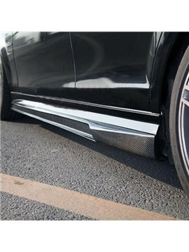 Creative Decoration Special Models Carbon Fiber Extension Side Skirt