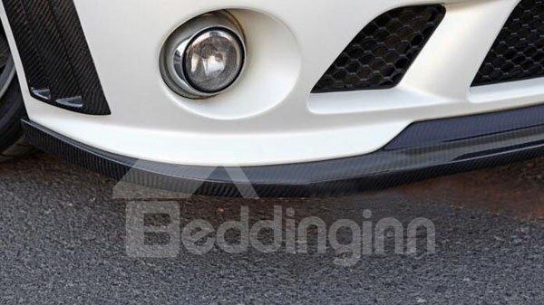 Special Sedan Sport Series Carbon Fiber Front Lip Spoiler