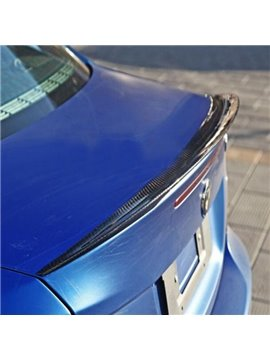 Sport Style 1-Series Special Carbon Fiber Trunk Lip Rear Spoiler