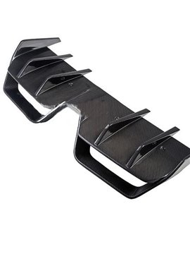 Luxury Special Car Carbon Fiber Material Rear Diffuser