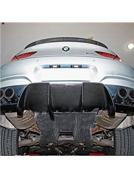 Domineering 1-Pieces Prior Design Rear Bumper Diffuser