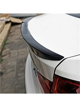 Special Car Fashional Carbon Fiber Trunk Boot Lip Spoiler